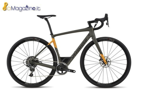 Specialized Diverge Expert Carbon 2018