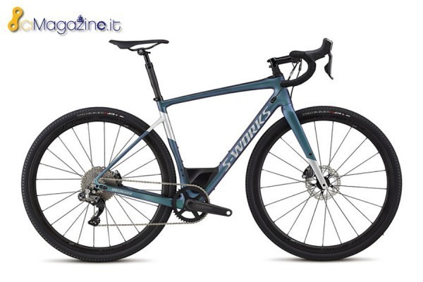 Diverge S-works 2018