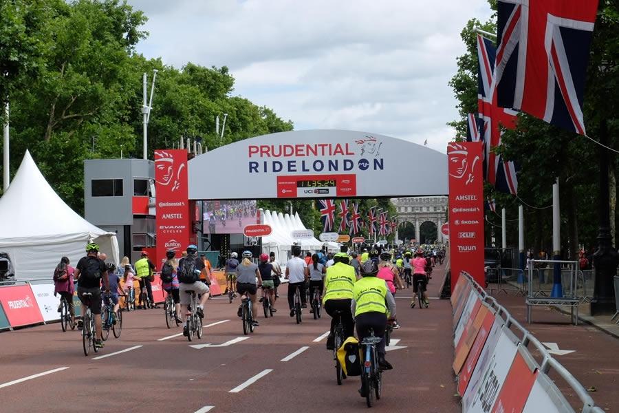 Prudential RideLondon: si va verso l'edizione 2018
