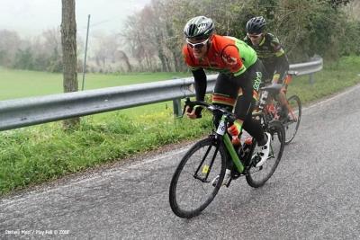 Team Cannondale Gobbi FSA, ancora un podio per Di Donato