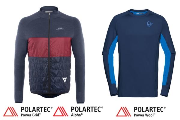 Polartec: per i rider che pedalano in condizione climatiche avverse