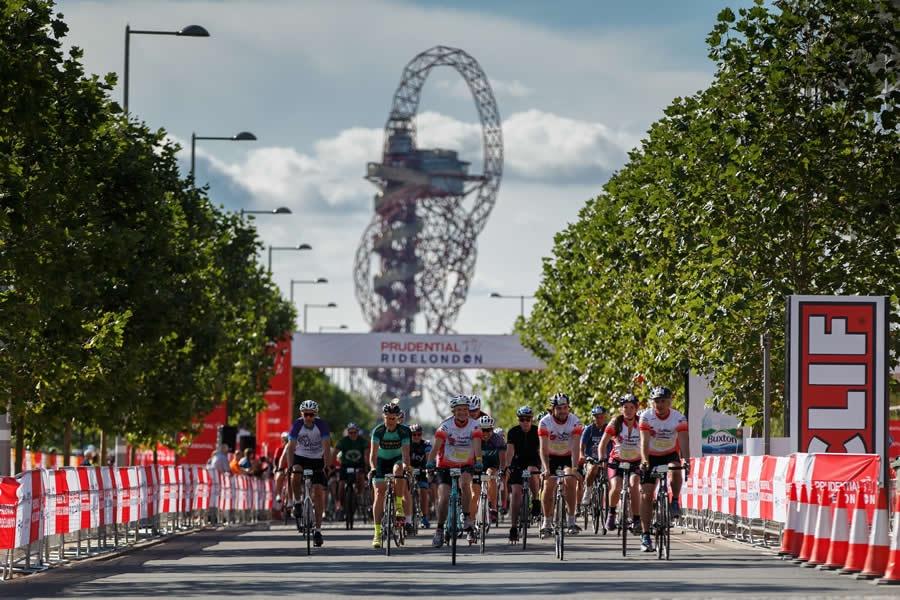 I numeri di RideLondon, il più grande festival al mondo dedicato alla bicicletta