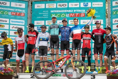 Internazionali d'Italia Series: primo posto per Mathias Flückiger