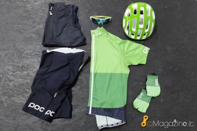 POC: abbigliamento e accessori per ciclisti DOC