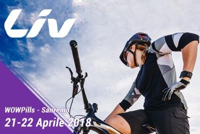Liv Camp & WOW Pills a Sanremo il 21 e 22 Aprile