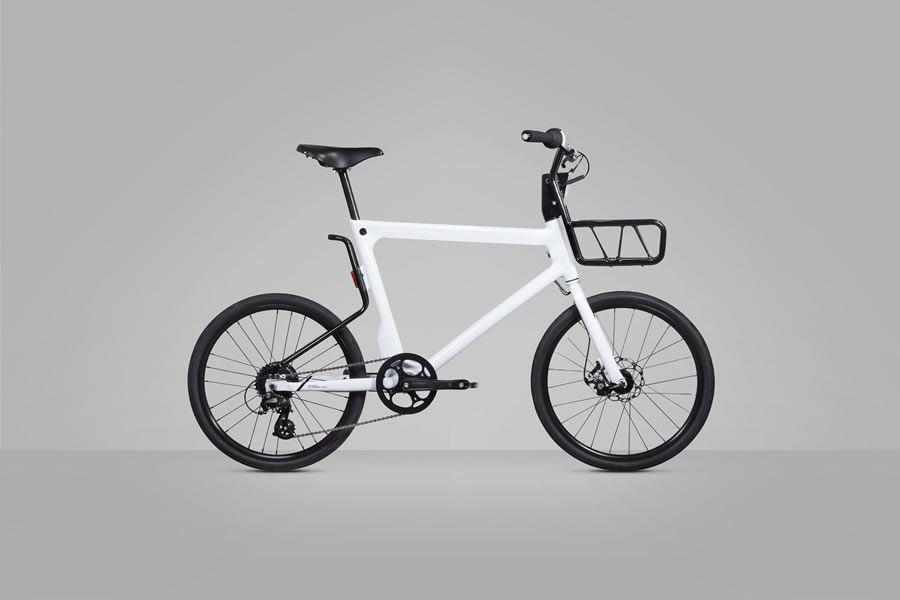 Da Pure Cycles, Volta, la e-bike super smart