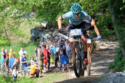 Nadir Colledani a segno domenica 13 maggio a Kamnik