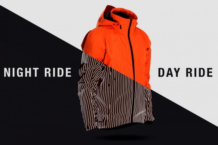 LS2, la giacca camaleontica di Resolute Bay su Kickstarter