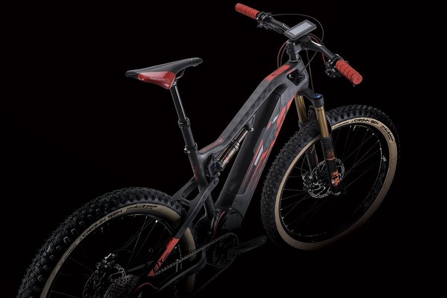 E1-X Carbon SL, la e-bike full top di gamma di casa Olympia