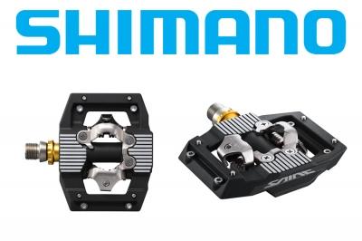 Shimano presenta anche i nuovi pedali Gravity