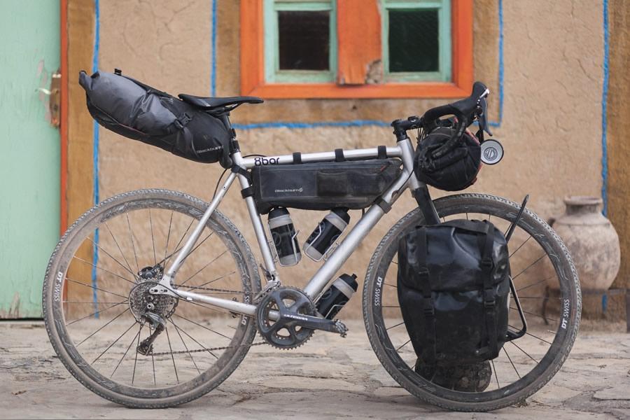 Nasce Mitte, la bici tuttofare di 8bar