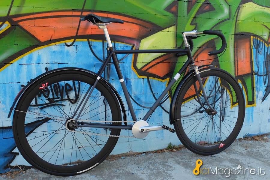 GTRO, tre marce in più alla tua bicicletta