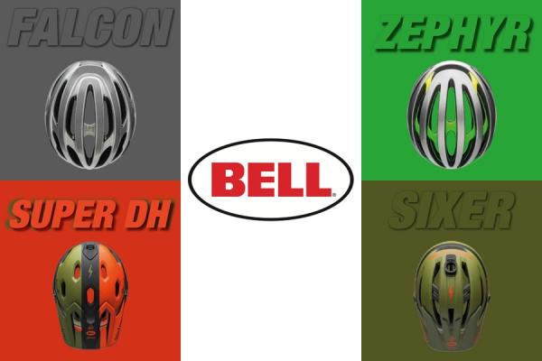 Bell lancia sul mercato quattro nuovi caschi in edizione limitata