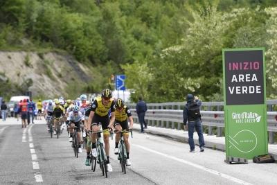 Giro d'Italia 2018: la Corsa Rosa si tinge di verde