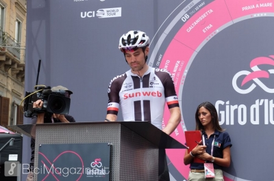 Direttamente dal Giro 101: i corridori alla firma