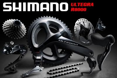 Ancora novità da Shimano: ecco il nuovo Ultegra R8000