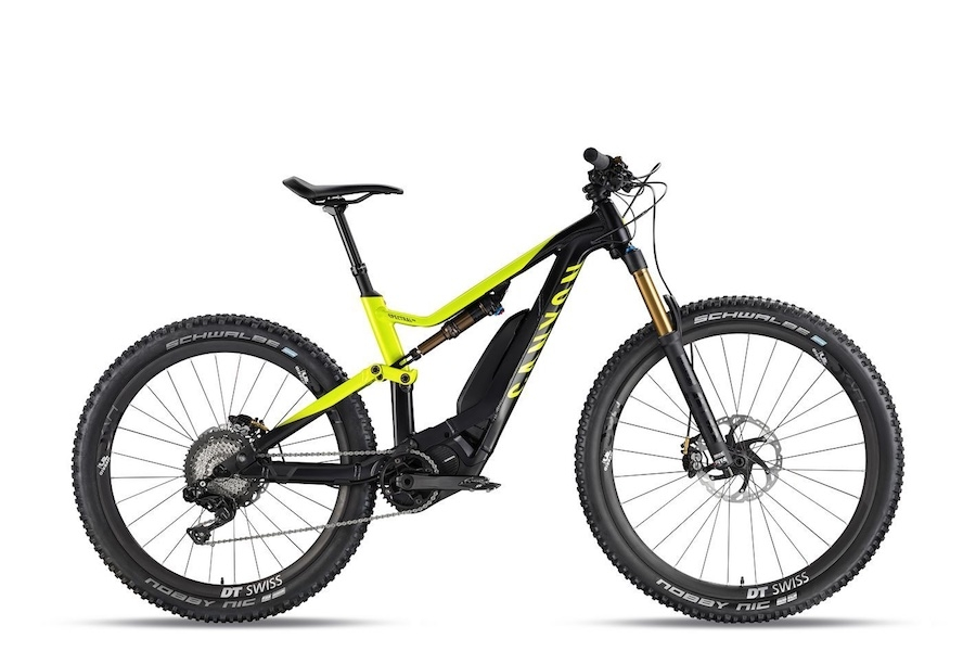 Spectral:ON, il debutto di Canyon nelle e-bike
