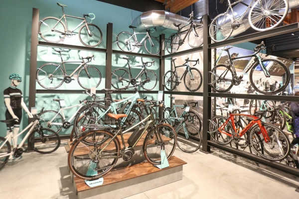 Bianchi: nuovo Bike Store all'interno di FICO Bologna