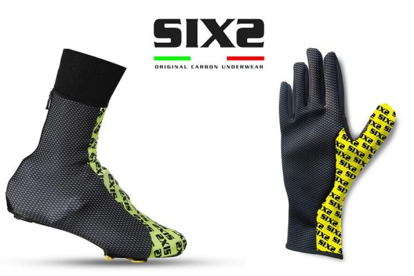 Glx e Bootie: massimo comfort per il ciclista da SIXS
