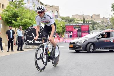 Cronometro Individuale: prende il via da Gerusalemme il Giro d'Italia 101