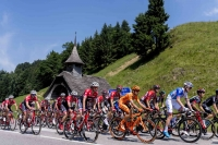 Santini Cycling Wear official partner del Tour de Suisse 2018