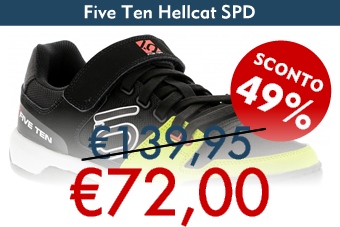 Scarpe Fiveten Hellcat