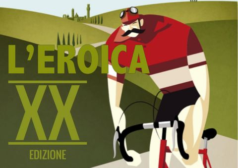 Pre-registration has opened for the twentieth edition of L'Eroica