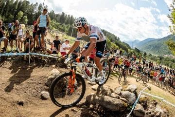 Campionati del Mondo di Mountain Bike: in Trentino arriva Mathieu Van der Poel