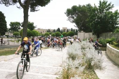 Salento Bike Fest, a Lecce un weekend fitto di eventi e iniziative dedicate alla bicicletta