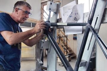 Gianni Pegoretti, sarà istruttore straordinario presso la Tokyo Cycle Design School