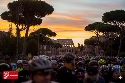 Granfondo Campagnolo Roma: se sei senza esperienza puoi partecipare gratuitamente