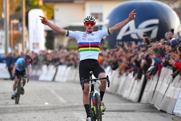 Van der Poel si riconferma Campione Europeo di Ciclocross