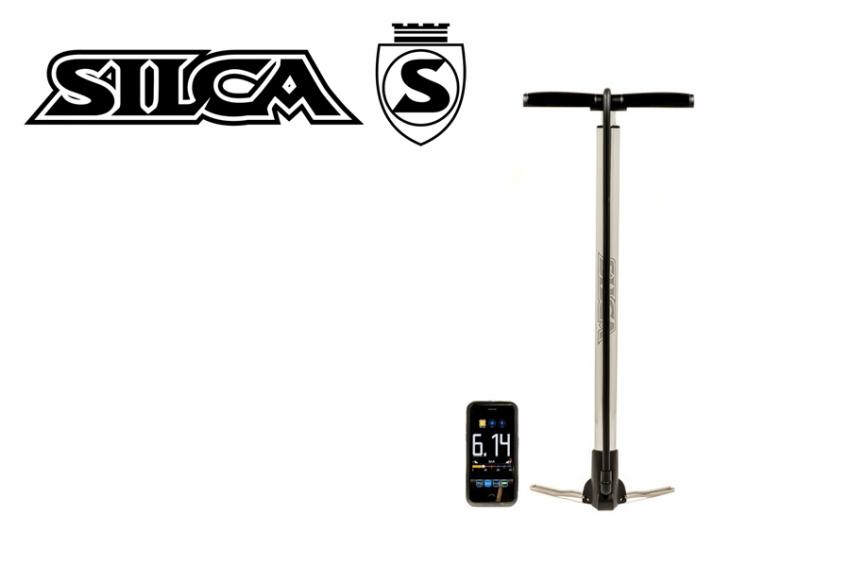 VIAGGIO, la super pompa Bluetooth da pavimento di Silca