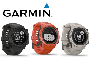 Trekking o mountain bike, nasce il Garmin Instinct, un outdoor watch GPS dall'animo audace