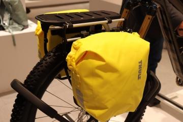 Thule Shield Panniers e Roundtrip Bike Duffel finalmente disponibili