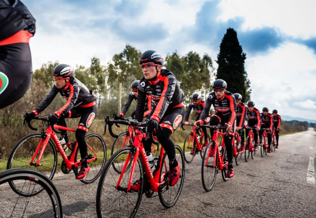Bottecchia presenta RED LAB