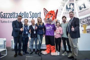 Torna il Giro-E: 18 tappe in Italia, dal 12 al 31 maggio