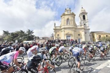 Giro di Sicilia 2020, queste le formazioni al via