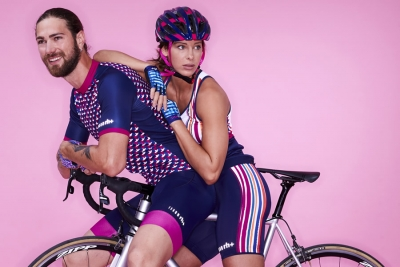 Nasce Bike Fashion Lab, da rh+ la Haute Couture ciclistica