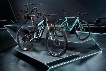 Lif-E, Bianchi presenta nuova generazione di e-Bike