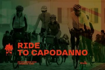 Ride To Capodanno, in tre giorni da Firenze a Orvieto per festeggiare il nuovo anno