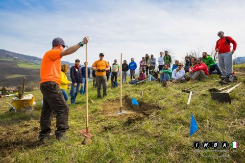 2° Trail Building School IMBA Italia