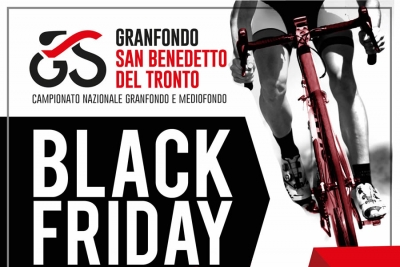 Gf San Benedetto del Tronto: approfitta del Black Friday