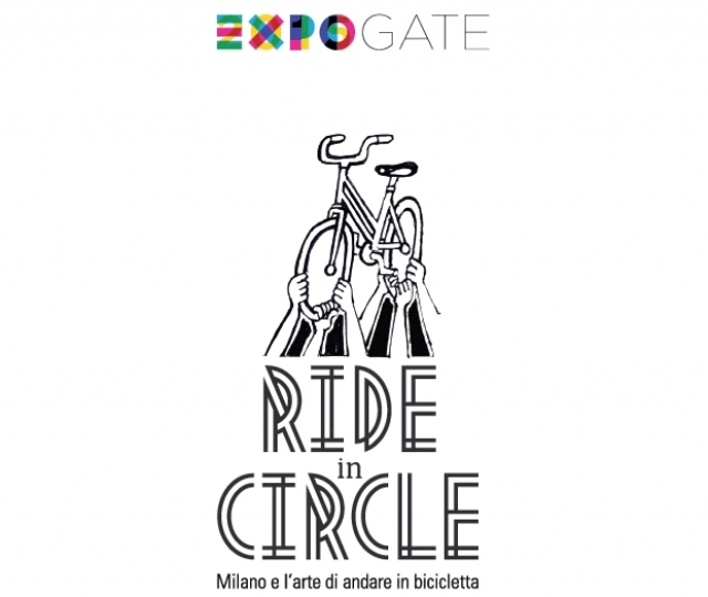 Fuori Expo 2015, Ride in circle: la bicicletta tra praticità e design