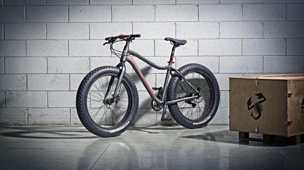 Novità in casa Abarth: nasce la Extreme Fat Bike