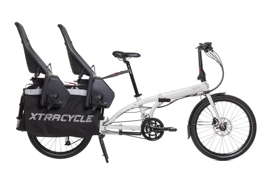 Cargo Node: tutti i vantaggi di una cargo in una bici pieghevole