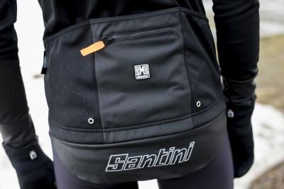 Vega Xtreme: da Santini una giacca pensata per le condizioni meteo estreme
