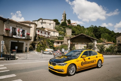 Continental main partner del Tour de France 2019