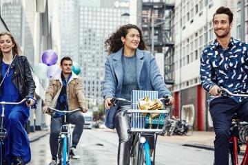 In arrivo anche a Milano il servizio di noleggio bici a lungo termine dell'olandese Swapfiets