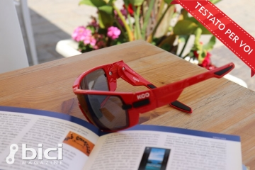 Tecnologia, design e qualità per gli occhiali Open di KOO